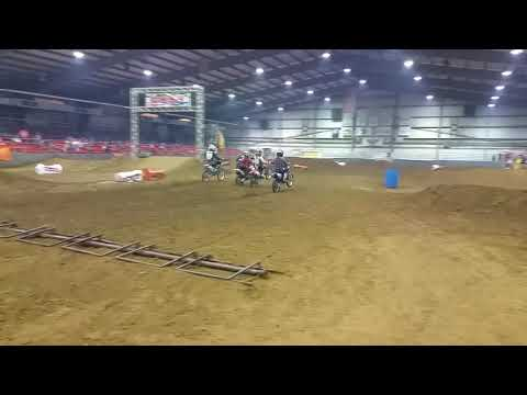 Arenacross In Sturgis, Ky