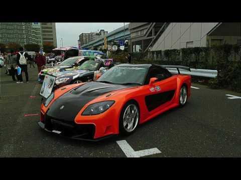NCS 5 #MazdaRX (15K) HD