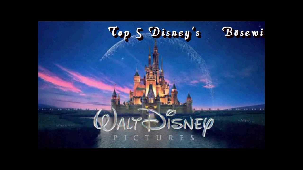 Top 5 Disney\'s Bösewicht-Lieder - YouTube