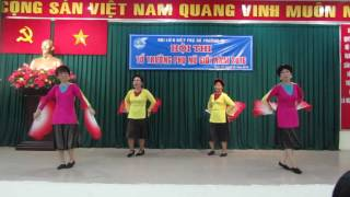 Múa  XEM HỘI TRĂNG Rằm  - Biên đạo múa NGỌC DUNG