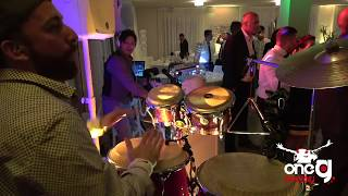 One G Deejay + Percussionista Live