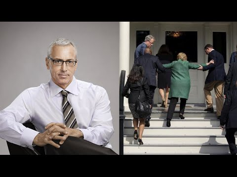"""Dr. Drew: Hillary Clinton's """"Brain Damage"""" and """"Bizarre"""" Health has him """"Gravely Concerned"""""""