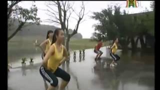 thể dục buổi sáng trên kênh H1 (phần 3) - bài tậ…