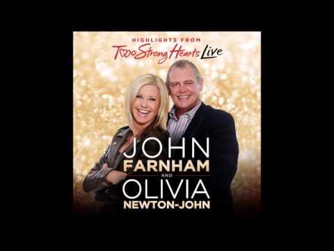 Olivia Newton John - Two Strong Heart live with John Farnham