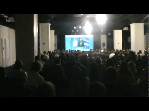 Ron Paul's 2011 CPAC Speech, Crowd's Reaction in Overflow Room