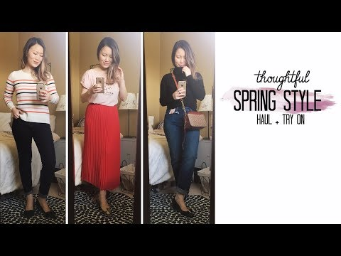 Petite Style | Spring Fashion Haul & Try On