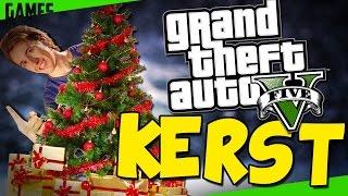 HET IS KERSTMIS, DOE NORMAAL! - Grand Theft Auto V