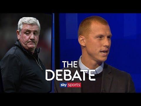 Were Aston Villa right to sack Steve Bruce? | Steve Sidwell & Craig Bellamy | The Debate