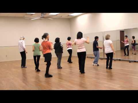 C'est La Vie Baby - Line Dance (Dance & Teach)