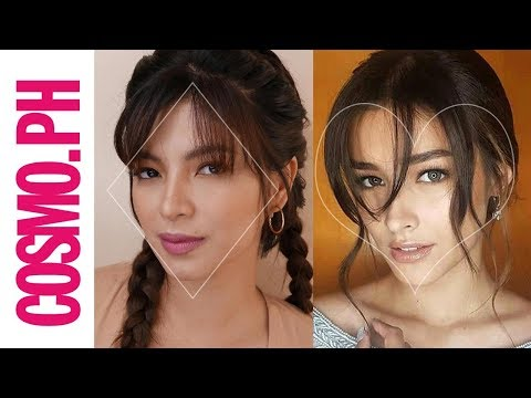 The Best Bangs For Different Face Shapes