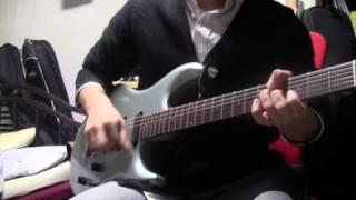 abingdon boys school-キミノウタ guitar-Musicman Luke effect-amplitu...
