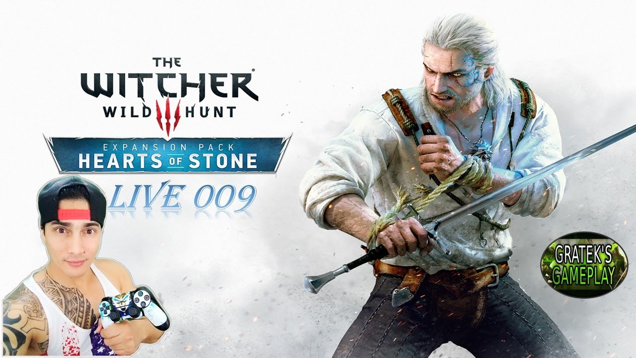 THE WITCHER 3 - PS4 - [PT-BR] DLC HEARTS OF STONES #009