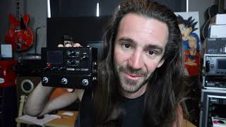 Line 6 HX Stomp Tones & Features