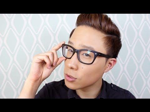 hair tutorial for men styling a ghetto ratchet undercut