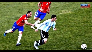Argentina vs Chile All goals, highlights & penalties final Copa America 2015