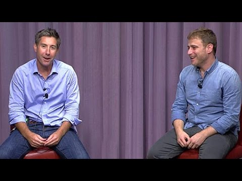Stewart Butterfield: Serendipity in Design and Entrepreneurship [Entire Talk]
