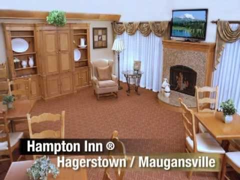 Hampton Inn Hagerstown / Maugansville,MD