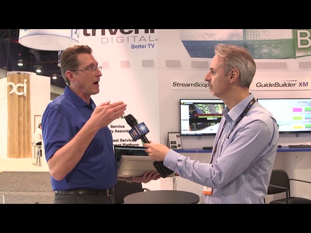 Triveni Digital: #NABShow Video Entèvyou