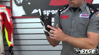 RST Pro Series CPX-C Glove Review from Sportbiketrackgear.com