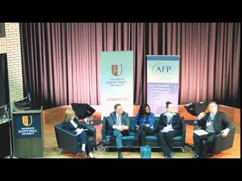 Franco-Ontarian Executives and Professionals Panel  (English)