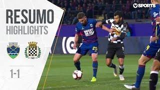 Highlights   Resumo: Chaves 1-1 Boavista (Liga 18/19 #22)