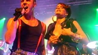 Scissor Sisters - Tits on the radio live - Postbahnhof, Berlin - 13.7.2010