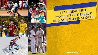 Most Beautiful Moments in Sports you have ever seen   SportsBrick