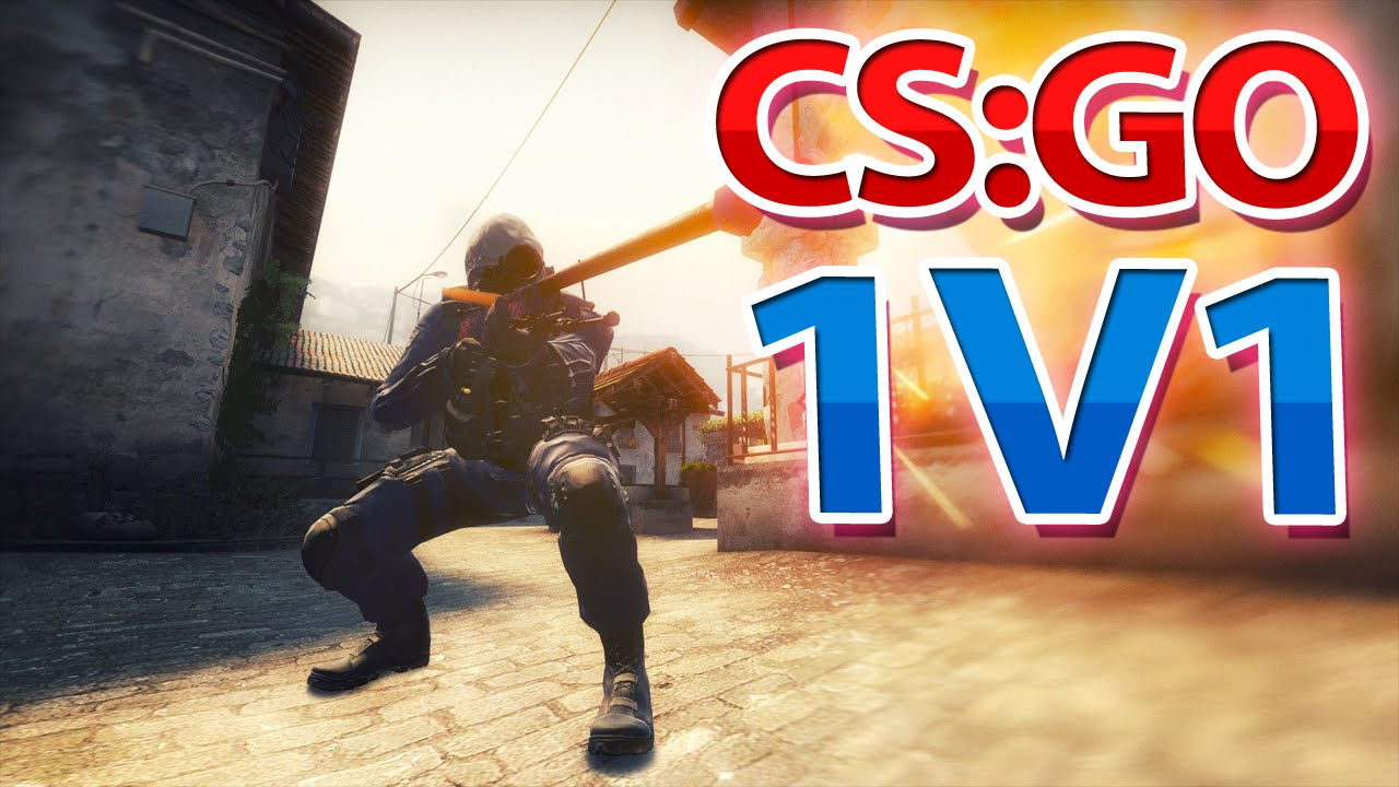 how to find 1v1 servers cs go
