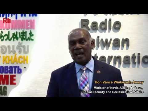 Preview of Interview with Hon.Vance Winkworth Amory 【央廣英語】