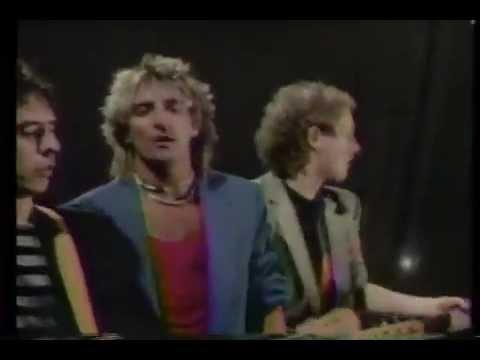 Rod Stewart - Baby Jane (Official music Video)