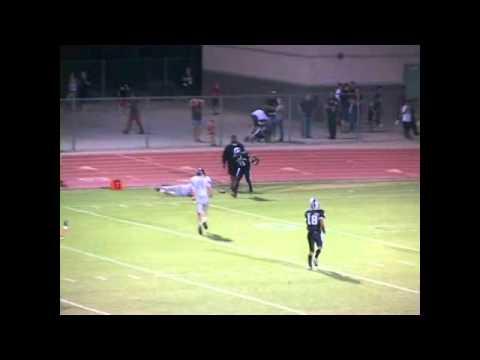 "#12 QB Allen ""AJ"" Thigpen Hamilton High School First 4 Games Senior Highlights Class of 2013"