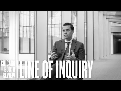 Line of Inquiry: Amir Sufi on household debt and business cycles