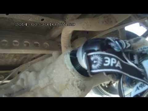 Замена подшипника и сальников в заднем мосту и раздатке Уаз Патриот