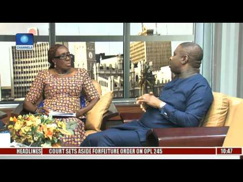 Sunrise: NIMASA DG Highlights Progress On Maritime Safety Pt 2