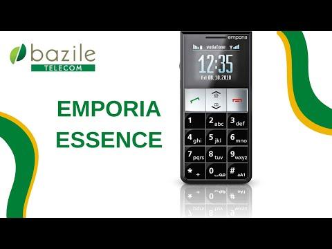 Emporia Essence présenté par Bazile Telecom