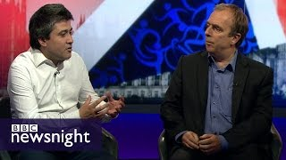 Olympics: What did the London 2012 opening ceremony say about the UK? - BBC Newsnight