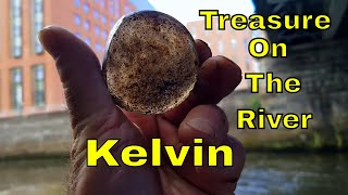 Mudlarking The River Kelvin : Scotland
