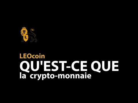 Leo coin qu 39 est ce que la crypto monnaie youtube for Qu est ce que la lasure