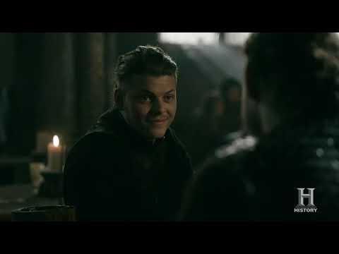 Vikings S05E16 - Ivar threatens Hvitserk