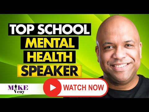 Top School Mental Health Speaker - 2020 (True Story!)