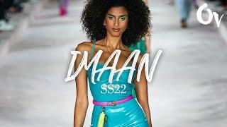 Imaan Hammam I Spring/Summer 2022