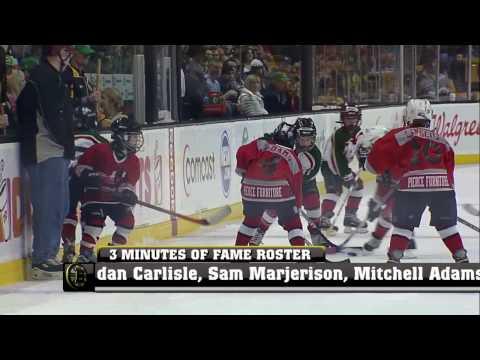 TD Banknorth Casco Bay Youth Hockey 3 Minutes of Fame NY 3-14-09