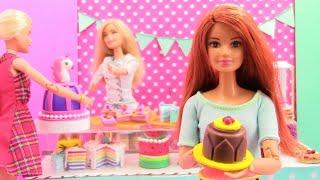 MUCHAS IDEAS! Como Hacer Comida en Miniatura de Barbie! !👨🍳MEGA Recopilación!🎂🍰🥪🧁👨🍳