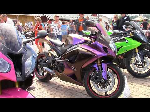 Lahti Hela Ride-In Bike Show 2018