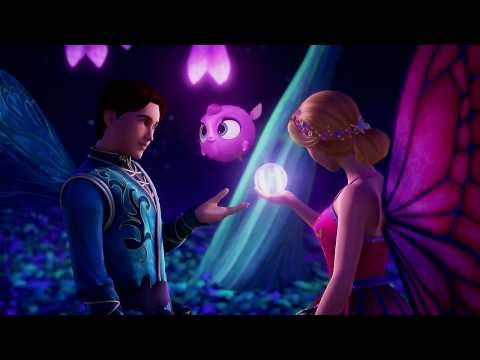barbie-mariposa-and-the-fairy-princess-greek-2013---trailer-!
