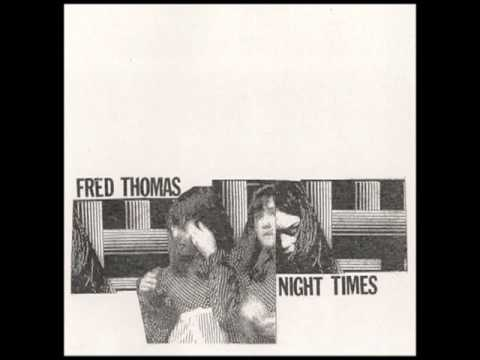 Fred Thomas - Her Hands Were Holograms [OFFICIAL AUDIO]
