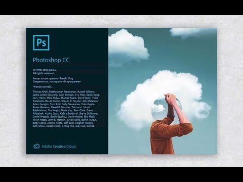 Как сменить язык у Adobe Photoshop CC 2019 с русского на английский_Mac OSX_Уроки Adobe Photoshop