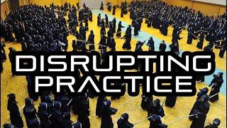 [KENDO RANT]  - Disrupting Practice? Team Positions?