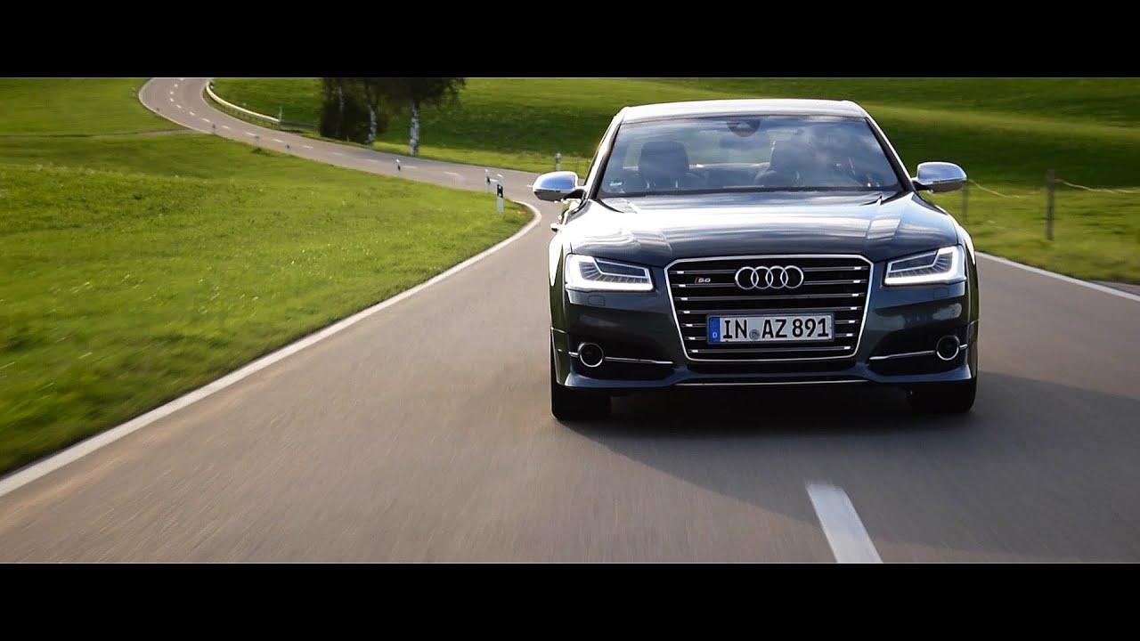 Audi S8 4.0 TFSI Quattro V8 520PS/382KW Test - #ilovecars ...