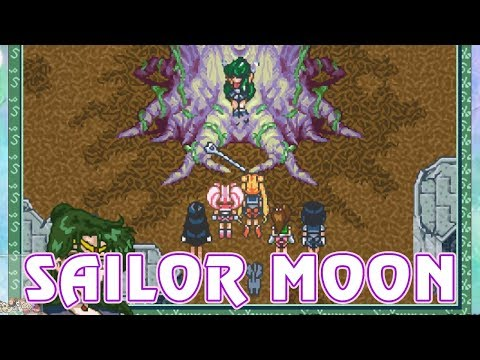 Игра Sailor Moon Another Story - #10